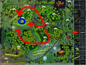 nowa mapa - bialy domek scenariusz